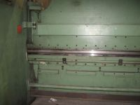 Hydraulic Press Brake CHICAGO 400 H 12