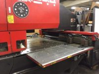 Turret Punch Press AMADA PEGA 244