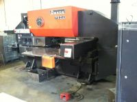 Turret Punch Press AMADA PEGA 345