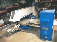 Turret Punch Press TRUMPF TRUPUNCH 1000