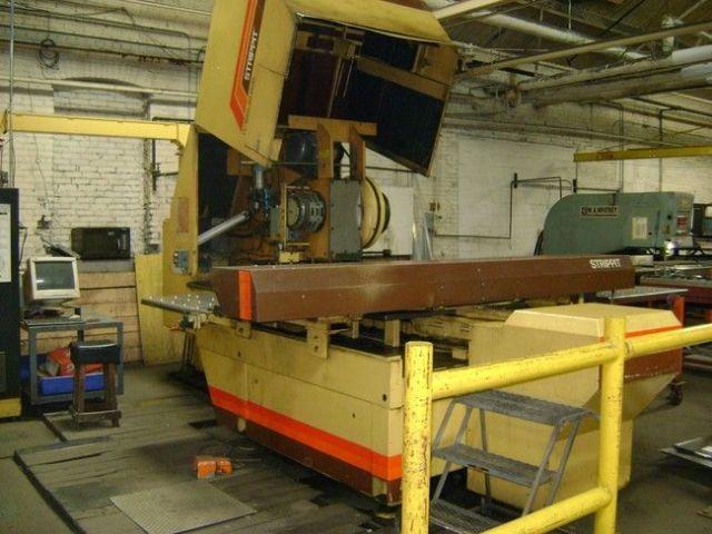 Turret Punch Press STRIPPIT 1250-30-1500 1990