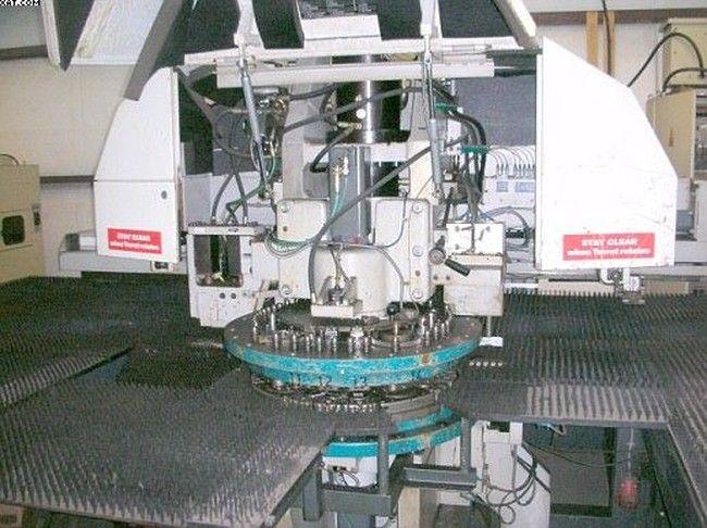 Turret Punch Press Behrens Cb20