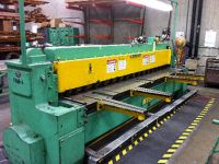 Mechanical Guillotine Shear WYSONG 7-144
