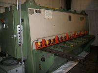Hydraulické tabulové nůžky LVD JS 50-10