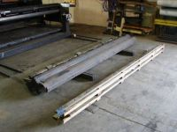 Hydraulic Guillotine Shear AMADA M 3060