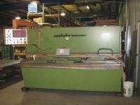 NC Hydraulic Guillotine Shear WEINBRENNER 692 T