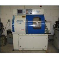 Torno automático CNC ERGOMAT/DAVENPORT TBA 42