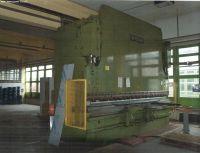 Prasa krawędziowa hydrauliczna CNC WIEGER SIGMA-E 160/45