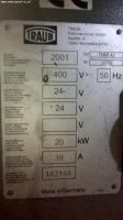 CNC Drehautomat TRAUB TNM 42 2001-Bild 13