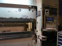 CNC Hydraulic Press Brake HAMMERLE BM 200-3100 2001-Photo 2