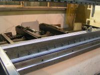 CNC Hydraulic Press Brake HAMMERLE BM 200-3100 2001-Photo 3