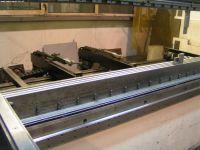 Prasa krawędziowa hydrauliczna CNC HAMMERLE BM 200-3100 2001-Zdjęcie 3