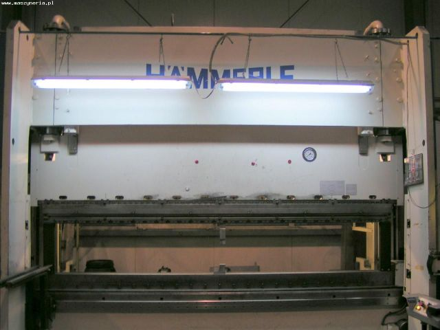 CNC Hydraulic Press Brake HAMMERLE BM 200-3100 2001
