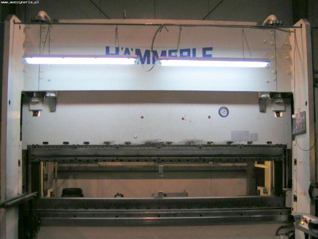 Prasa krawędziowa hydrauliczna CNC HAMMERLE BM 200-3100 2001