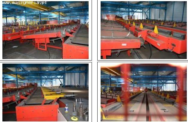 Linia do cięcia poprzecznego blachy MEP LTM 300 2011