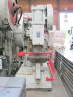 Turret Punch Press PEDDINGHAUS HYDRAULIC 1400 1982-Photo 3