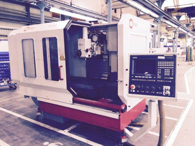 CNC Fräsmaschine HERMLE UWF 1001 1993