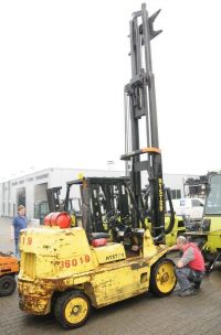 Front Forklift HYSTER S 7.00 XL