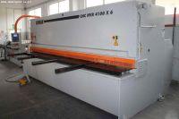 Nożyce gilotynowe hydrauliczne NC ERMAK CNC HVR 4100 x 6 SN
