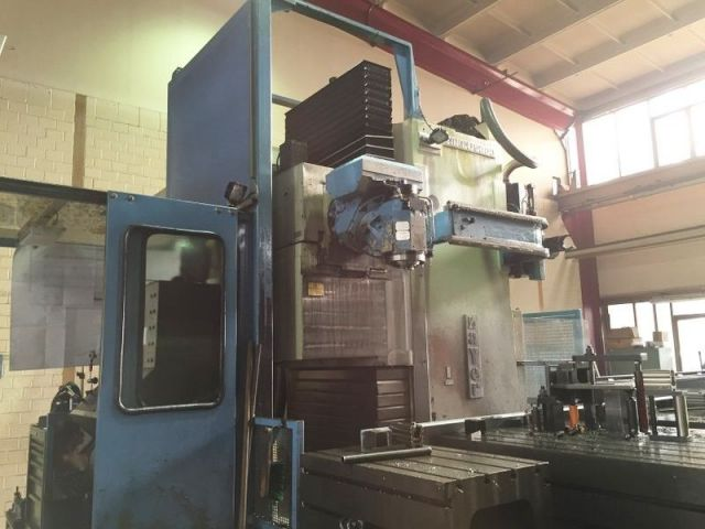 CNC Fräsmaschine ZAYER 30 KCU 5000 1999