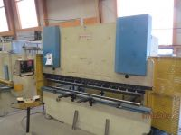 Horizontal Hydraulic Press DURMAZLAR HAP 30120