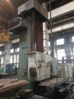 Horizontal Boring Machine ŠKODA W200H