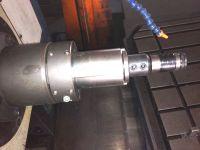 Wytaczarka pozioma TOS 110 CNC 2008-Zdjęcie 2