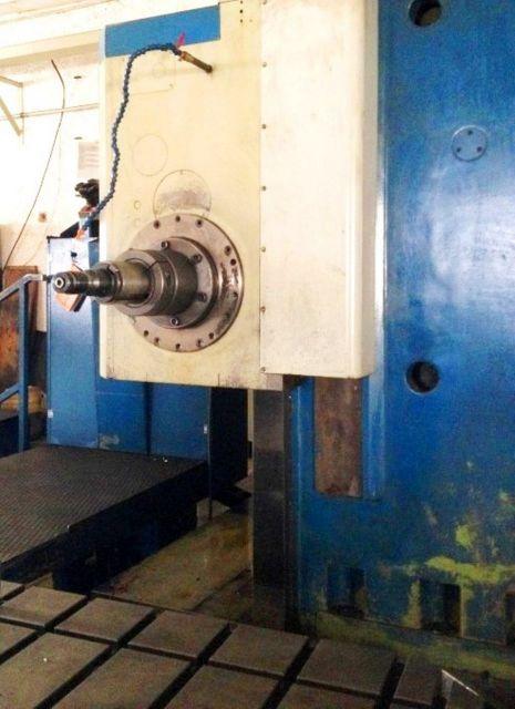 Wytaczarka pozioma TOS 110 CNC 2008