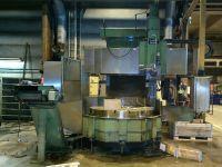 Tokarka karuzelowa CNC SCHIESS 20DKE 160