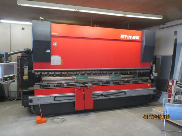 CNC Folding Machine AMADA HFP 170.4 2008
