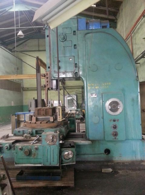 Vertical Slotting Machine Stanko 7415 1974