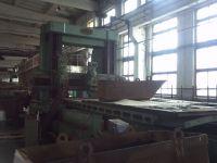 Portal-Hobelmaschine Новосибирский ССЗ 7А256