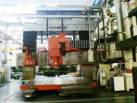 Frezarka bramowa CNC DROOP REIN Flash 2500 S40 kc N