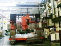 CNC μηχανή φρεζομηχανή DROOP REIN Flash 2500 S40 kc N