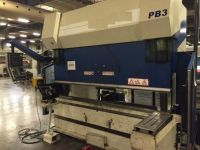 CNC Hydraulic Press Brake TRUMPF TRUMABEND V230