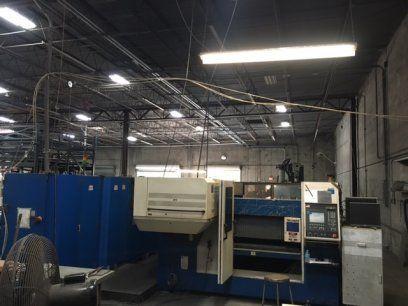 3D Laser TRUMPF L3030 2001