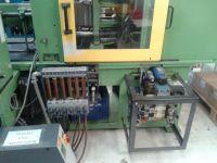 Plastics Injection Molding Machine ARBURG 270 C - 300 - 80 1995-Photo 3
