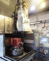 Vertical Turret Lathe TOS SKQ 8 CNC