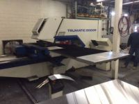 Turret Punch Press TRUMPF TC2000R BOSCH