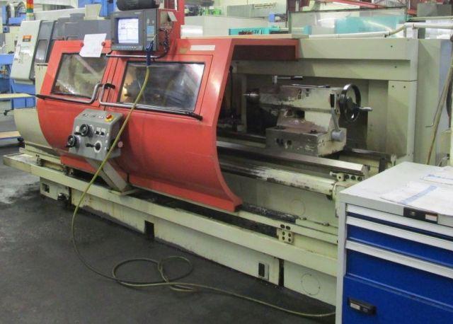 CNC Lathe Gildemeister Nef Plus 710 1997