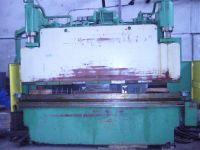 Prasa krawędziowa hydrauliczna LVD PPEB 80/30