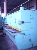 Cisaille guillotine hydraulique PLASOMAT NGH 6/3100