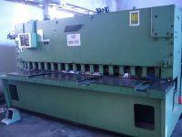 Hydraulic Guillotine Shear MENGELE S 10-300