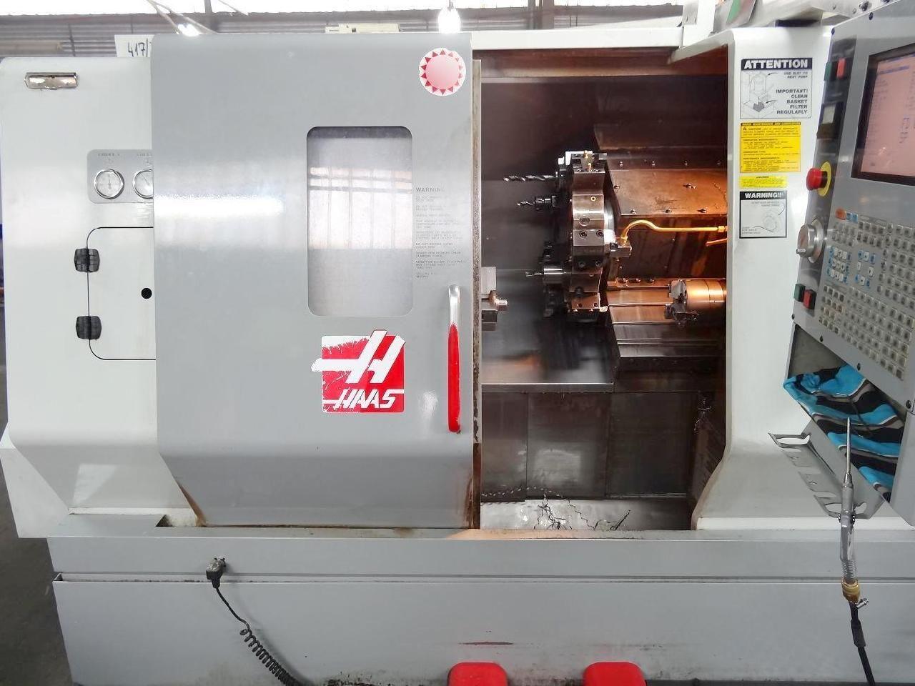 Tokarka CNC HAAS TL-15