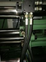 Plastics Injection Molding Machine ARBURG ALLROUNDER 520C 2000 1995-Photo 9
