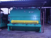 Cisaille guillotine hydraulique STROJARNE PIESOK CNTA 3150/25