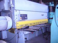 Cizalla guillotina mecánica PIESOK NTA 3150 / 10 A