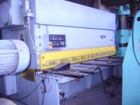 Mechanical Guillotine Shear PIESOK NTA 3150 / 10 A