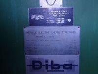Hydraulische Tafelschere PLASOMAT NGH 10/3150 1991-Bild 3