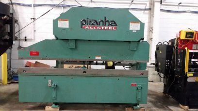 CNC Hydraulic Press Brake PIRANHA-ALLSTEEL PIRANHA-ALLSTEEL AUTOMEC 2-AXIS 2000